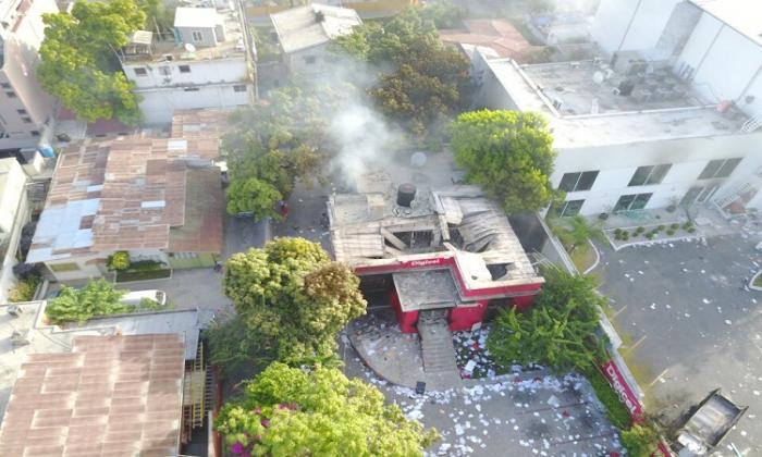 Au moins trois morts dans les émeutes à Haïti