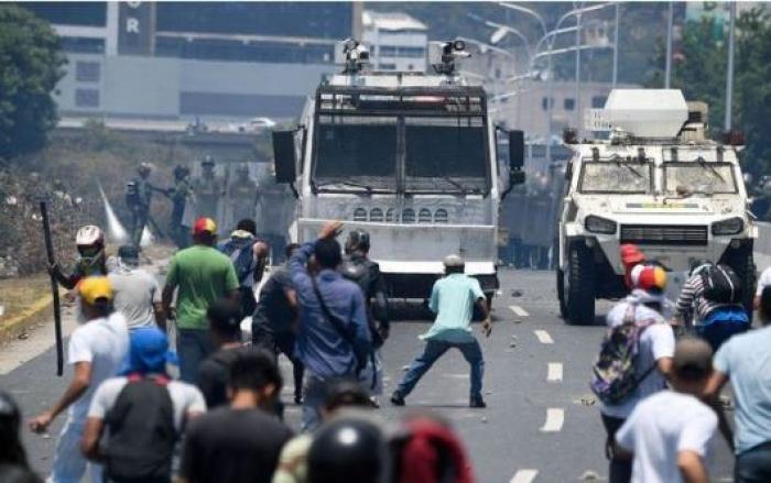Au Venezuela, appel à la grève générale et chasse aux traîtres