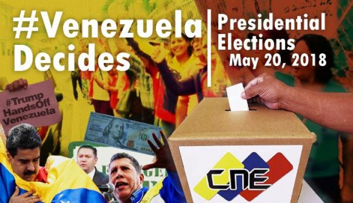 Au Venezuela, des élections sur fond de crise majeure