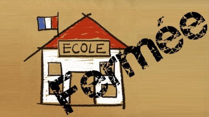 Baie-Mahault : l'école Mérosier Narbal a suspendu ses cours