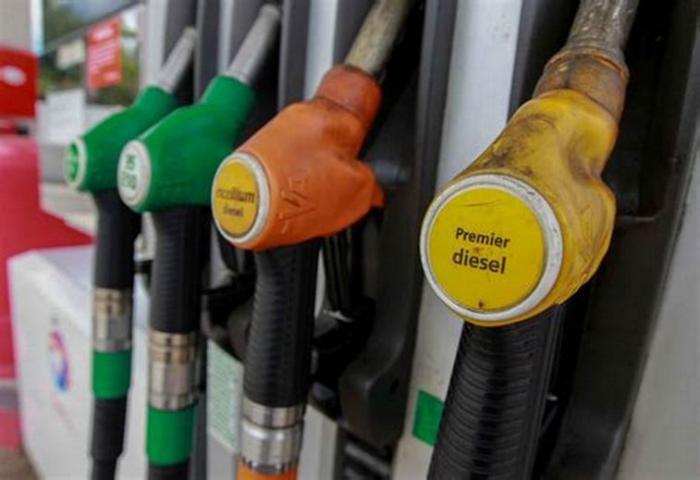 Baisse du prix des carburants !
