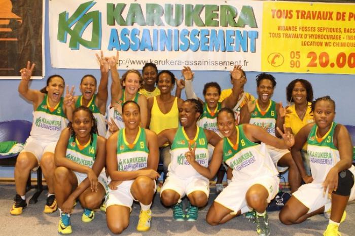 Basket : la MJCA de nouveau championne de Guadeloupe