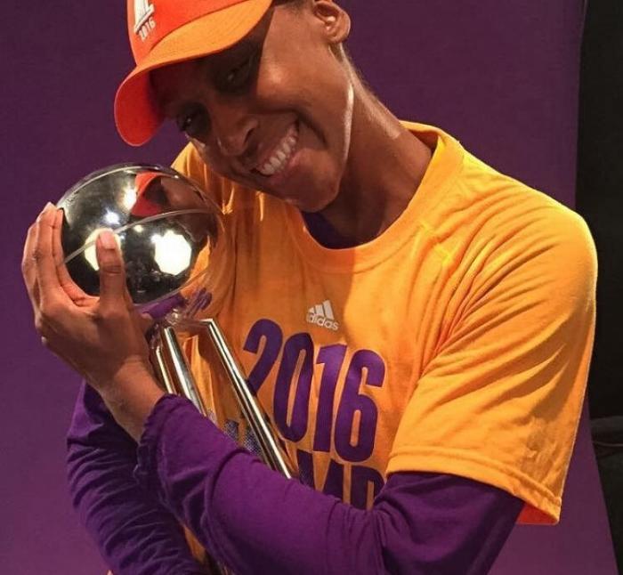 Basket : Sandrine Gruda est championne WNBA