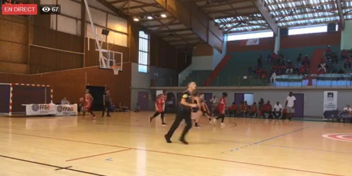 Basket : suivez le match Gauloise - Al Caluire et Cuire en live