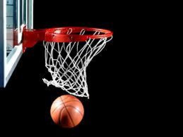 Beau spectacle hier en basketball !