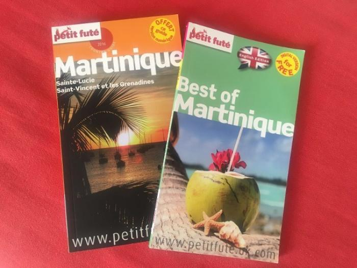 """""""Best of Martinique"""", le clin d'oeil du Petit futé aux touristes anglophones"""