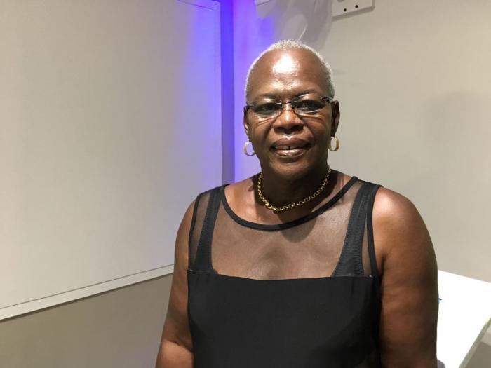 BIO Josette Manin, première députée de Martinique