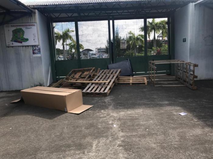 Blocage des lycées : la mobilisation gagne du terrain en Martinique