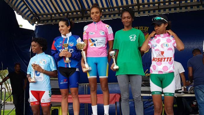 Béatrice Peronet remporte le Grand Prix des féminines