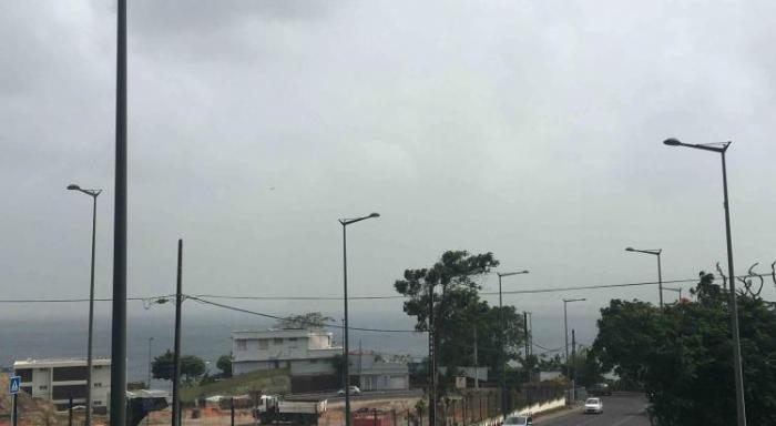 Brume de sable : nouvelle dégradation de la qualité de l'air en Martinique