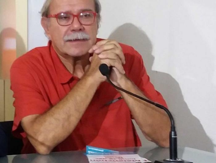 """""""C'est de nous mépriser que de parler l'île de la Guyane"""", Guilhem Saltem porte-parole de Jean-Luc Mélenchon"""