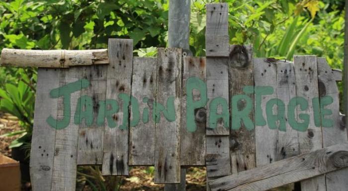 Cambriolage au Jardin partagé de Trenelle Citron