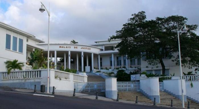 Cancan et Manco face à la cour d'assises de Basse-Terre