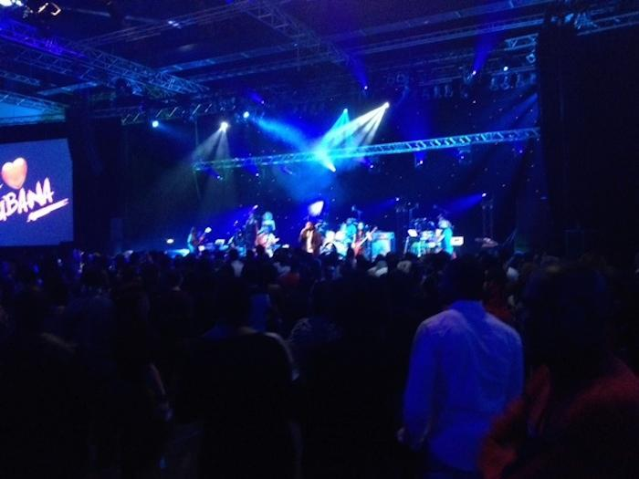 Caribbean One Festival : belle ambiance !