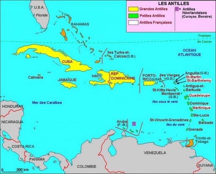 Caribsky veut vous emmener dans toute la Caraïbe
