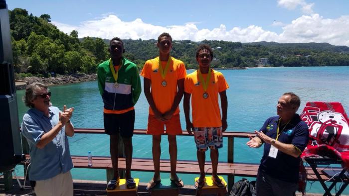 Carifta Games : retour des nageurs auréolés de médailles