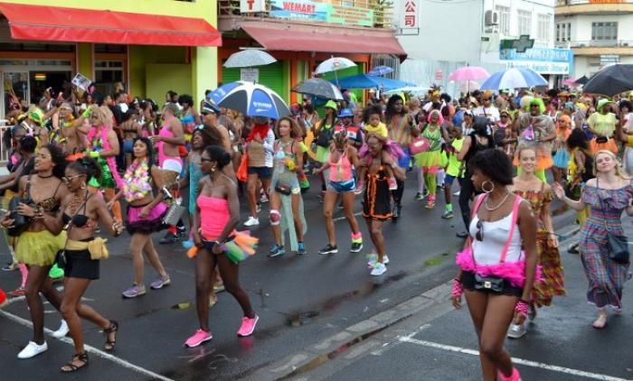 Carnaval 2017 : sa majesté Vaval prend ses quartiers dans le sud