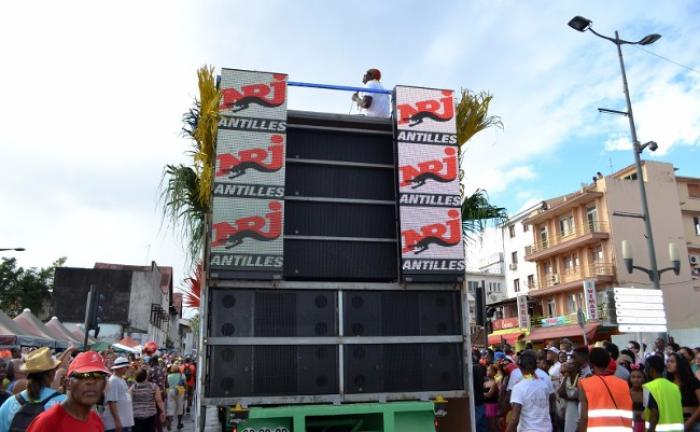 Carnaval 2017 : Un dimanche d'exception à Fort-de-France