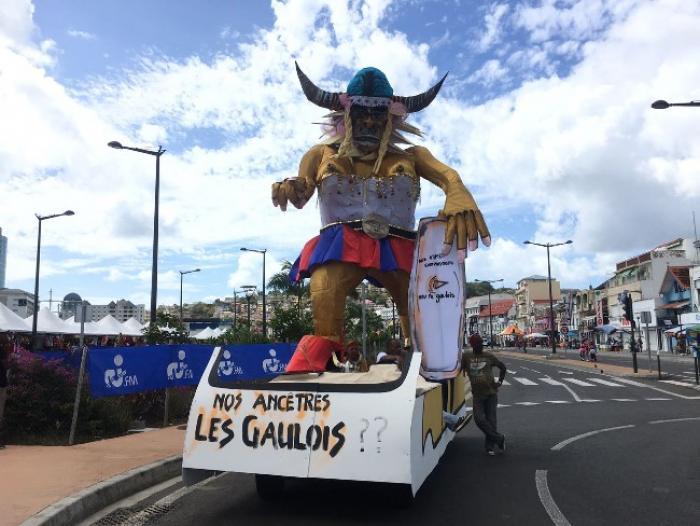 Carnaval 2017 : vive sa majesté Vaval