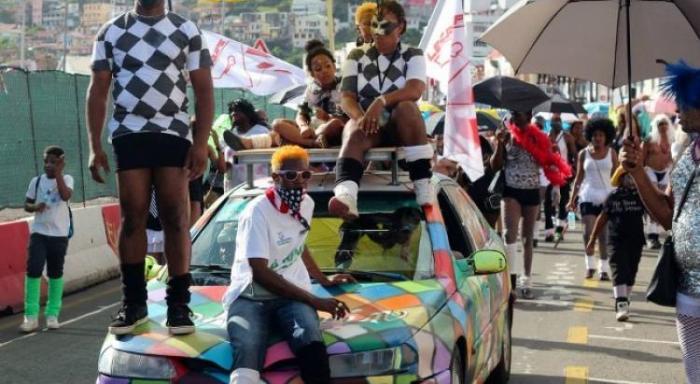 """Carnaval 2018 : encadrement des """"Bwadjacks"""""""