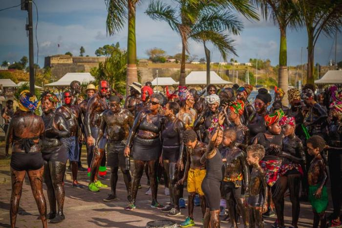 Carnaval : l'association Neg Gwo Siwo toujours présente dans le vidé