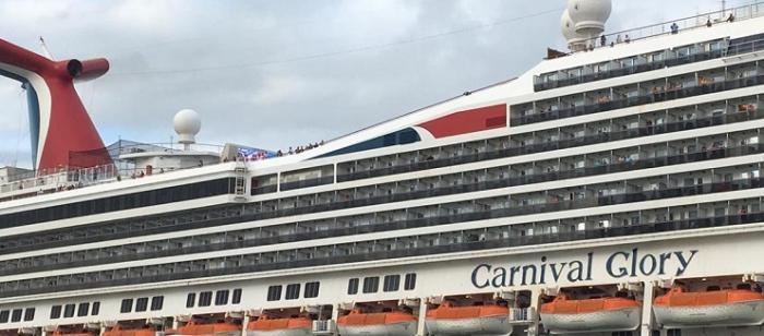 Carnival Cruise de retour en Guadeloupe