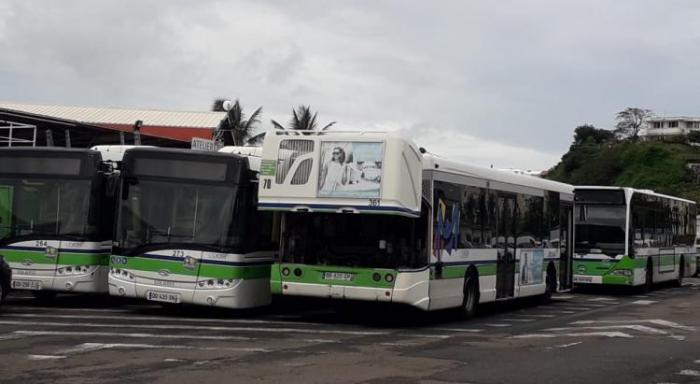 CFTU : les bus et le TCSP sont toujours à l'arrêt