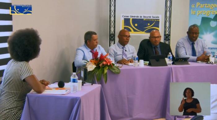 CGSS : une réunion de son conseil d'administration diffusée sur internet
