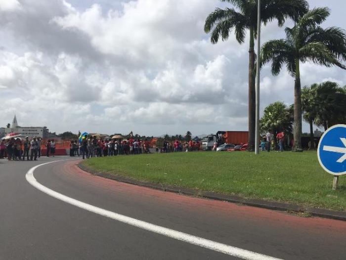 CGTM SOEM : la grève est terminée au Lamentin !