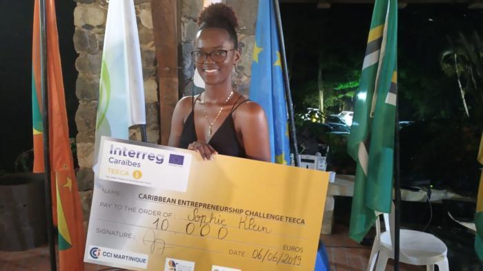 Challenge TEECA : Sophie Klein est la grande lauréate