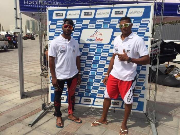 Championnat du monde de vitesse : ça commence bien pour Ugo et Christophe !