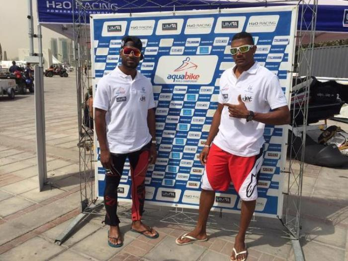 Championnat du monde de vitesse : Ugo et Christophe marquent leurs premiers points !