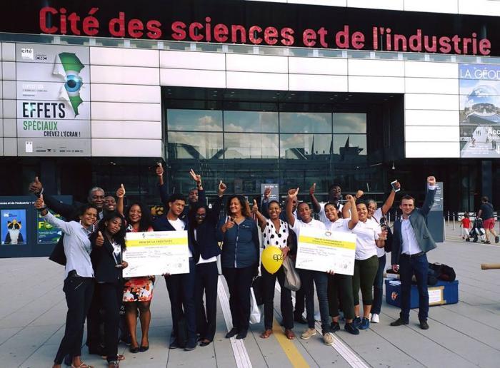 Championnat national des mini-entreprises : deux prix décrochés par des Martiniquais