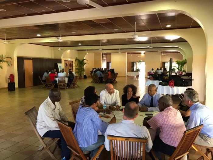 Chefs d'entreprise et agents territoriaux réunis pour mieux travailler ensemble