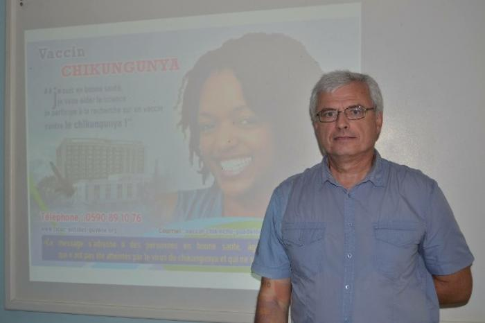 Chikungunya : un essai clinique organisé en Guadeloupe