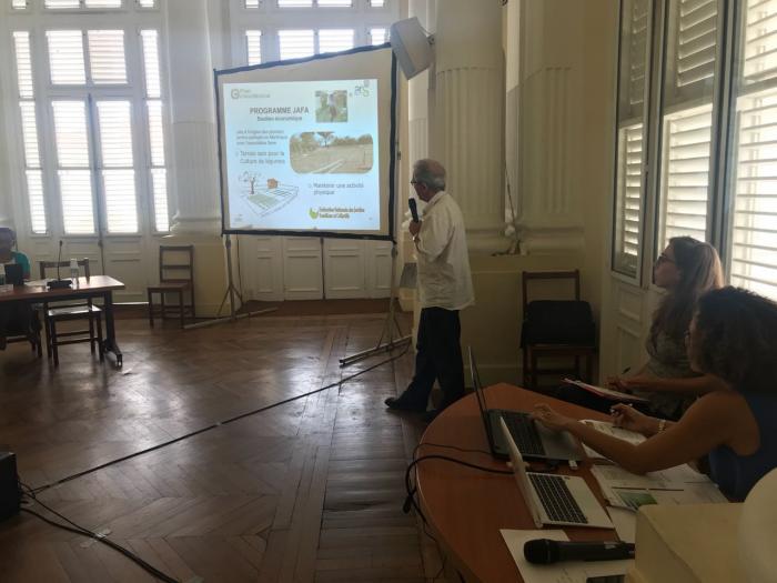 Chlordécone : nouvelle réunion pour le comité de pilotage