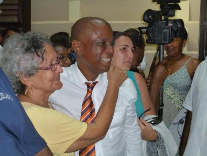 Christian Rapha élu maire à l'issue du 2ème tour de la municipale partielle de Saint-Pierre (Martinique)