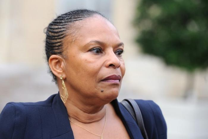 Christiane Taubira en visite officielle en Guadeloupe