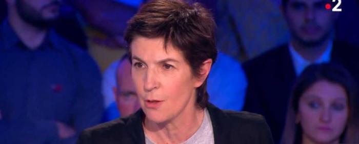 """Christine Angot s'excuse de ne pas avoir """"réussi à se faire comprendre"""""""