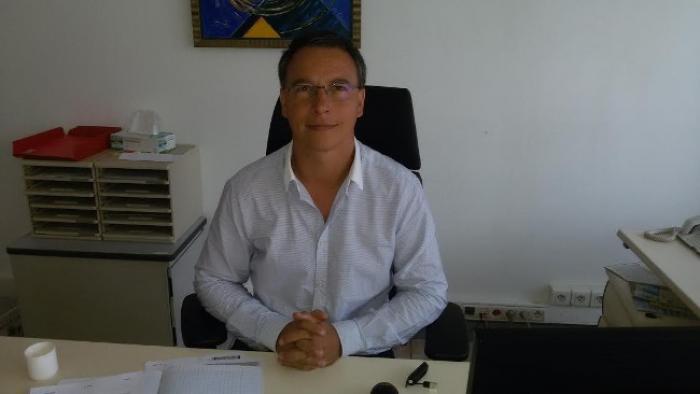 Christophe Basso, nouveau directeur régional de l'INSEE Martinique