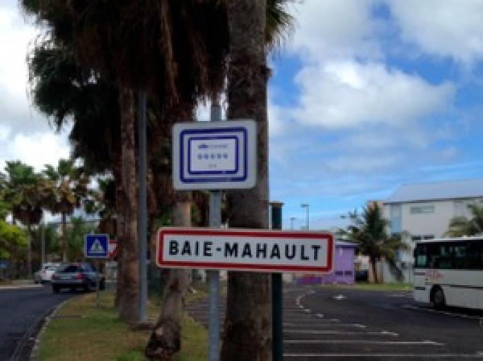 Cinq arobases pour Baie-Mahault