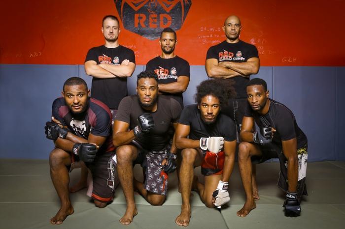 Cinq combattants martiniquais en route pour les championnats de France de Pancrace