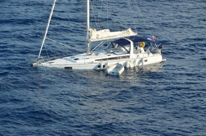 Cinq personnes ont été secourues par le CROSS-AG au large de la Guadeloupe