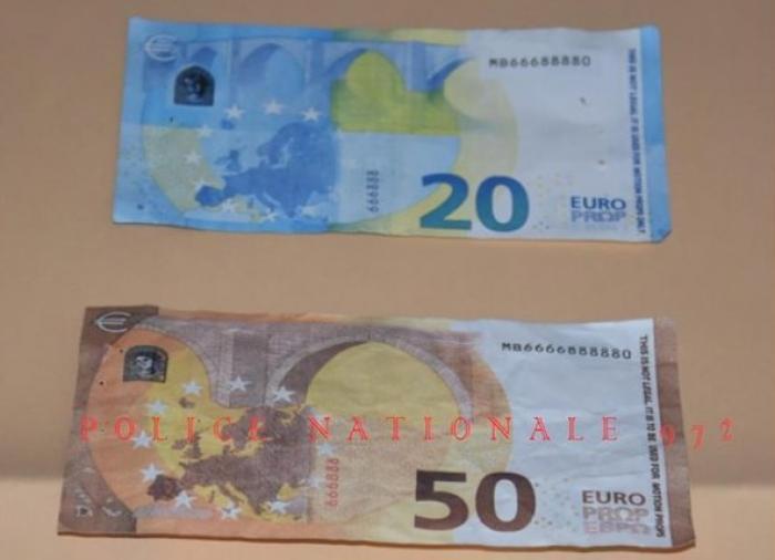 Circulation de faux billets en Martinique