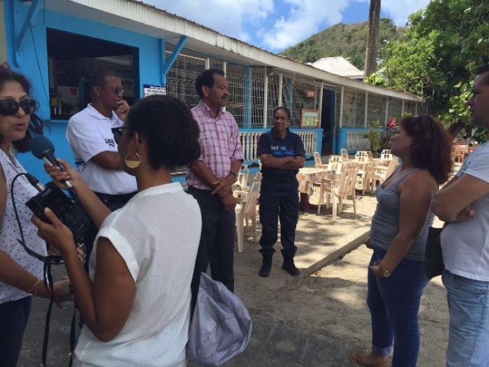 """Clandestins cubains :"""" Si ils retournent à Cuba ils n'ont plus rien"""""""