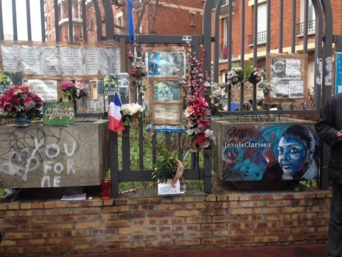 Clarissa Jean-Philippe : hommages dans l'Hexagone