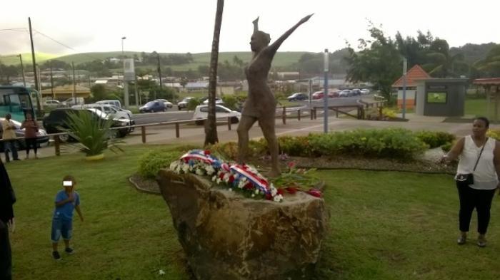 Clarissa Jean-Philippe : Un an après le drame, la ville de Sainte-Marie lui rend hommage