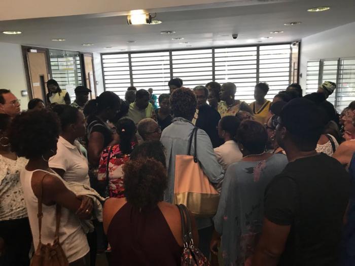 Clinique Sainte-Marie : la décision du tribunal mixte de commerce mise en délibéré au 14 septembre prochain
