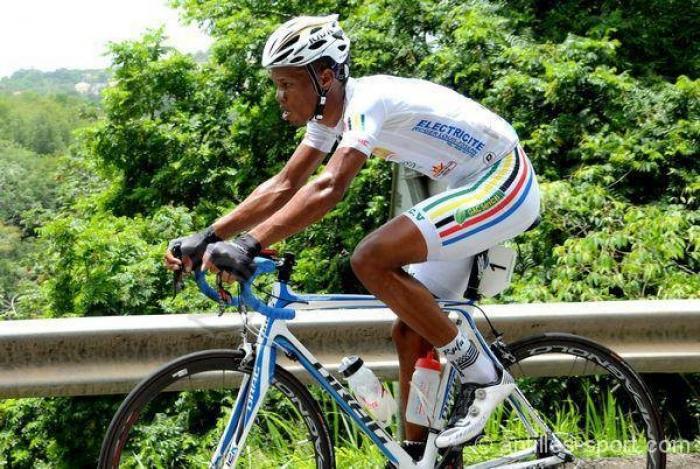 Cédric Eustache vise le doublé aux championnats de la Caraïbes