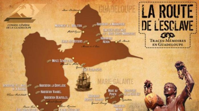 "Colloque ""La Route de l'Esclave"""